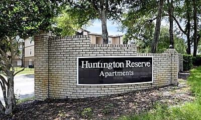 Community Signage, Huntington Reserve, 2