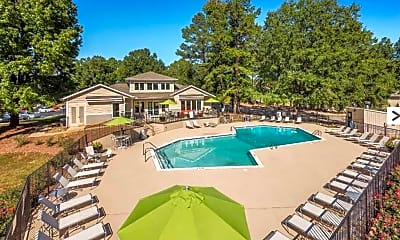 Pool, Legacy at Six Forks, 1