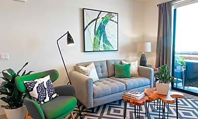 Living Room, Del Oro on Broadway, 1