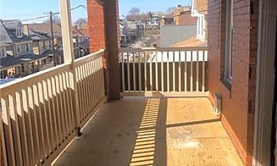 Patio / Deck, 1238 Wisconsin Ave 2, 2