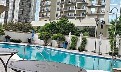 Pool, 195 14th Street #609, 2