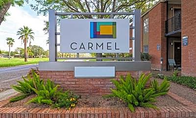 Community Signage, Carmel, 2