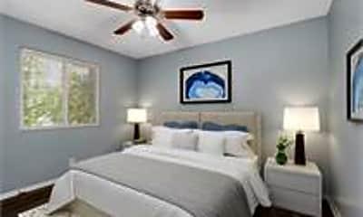 Bedroom, 505 NE Corder St, 1