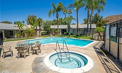 Pool, 2891 Canyon Crest Dr, 2