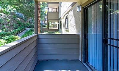 Patio / Deck, Elan Quail Pointe, 2