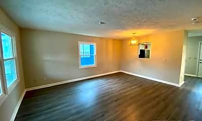 Living Room, 507 Dowd St, 1