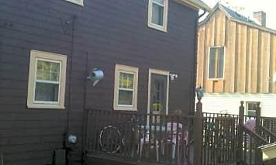 Building, 419 E Kingsley St, 1