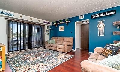 Living Room, 7523 175th St, 1