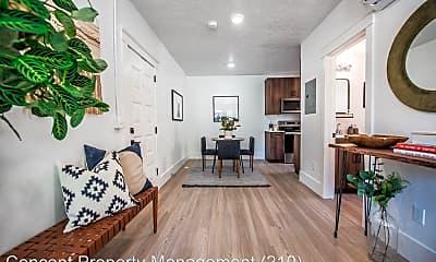 Living Room, 446 E 300 S, 2