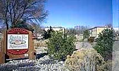 Santa Fe Apartments, 1