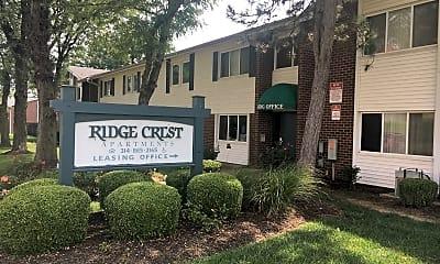 Ridge Crest Apartments, 1