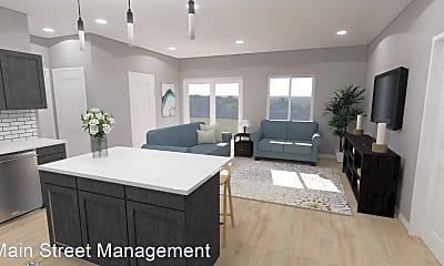 Living Room, 917 Derby Ln, 0