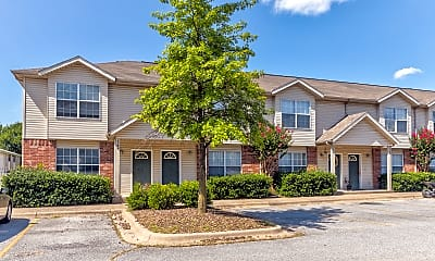 Building, Pleasant Woods Townhomes, 1