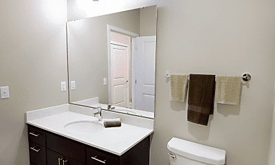 Bathroom, 138 Park Central Square, 0