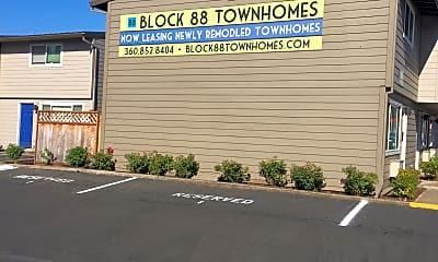 Block 88 Townhomes, 1