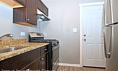 Kitchen, 5614 S King Dr, 0