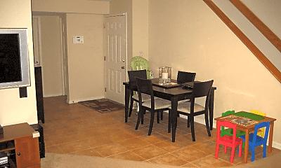Dining Room, 36 Greenridge Ave, 1