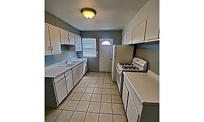 Kitchen, 4836 Boyd St, 1