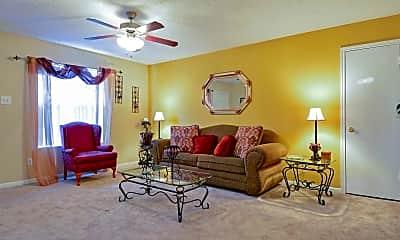 Living Room, Glen Oaks/Sun Prairie, 1