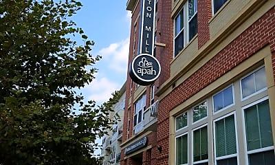 Arlington Mill Residences, 1