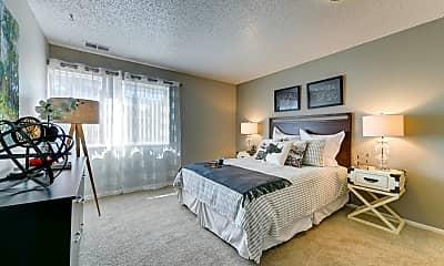Bedroom, Sky at Bear Creek, 2