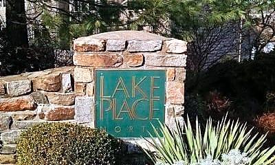 Community Signage, 135 Lake Pl S, 0