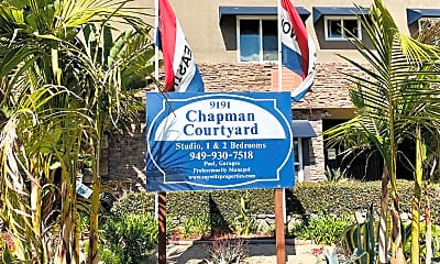 Community Signage, 9191 Chapman Avenue, 0