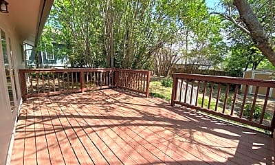 Patio / Deck, 1805 Ash St, 2