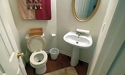 Bathroom, 133 Haven Oak Way, 2