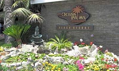 Ocean Palms Beach Resort, 1
