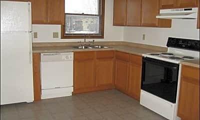 Kitchen, Waukesha Townhomes, 1