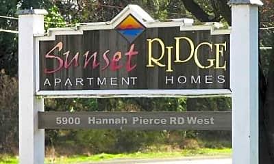 Sunset Ridge, 2