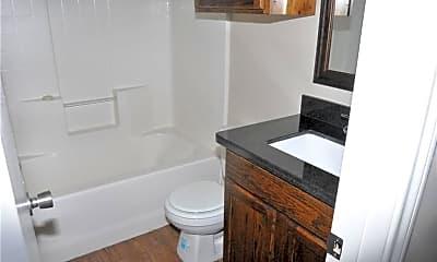 Bathroom, 1206 Oney Hervey Dr, 2