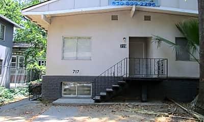 Building, 717 E 3rd Ave, 0
