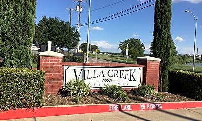 Villa Creek Apts, 1