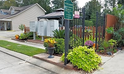 Front of Entrance, Village Maison Townhomes, 0