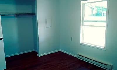 Bedroom, Prairie Springs Apartments, 2