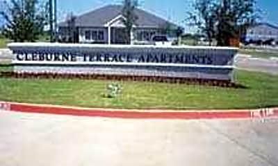 Cleburne Terrace, 0
