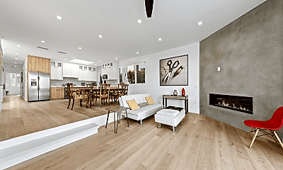 Living Room, 3511 Grand Canal, 1