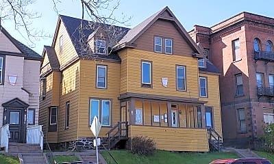 Building, 809 E 1st St, 0