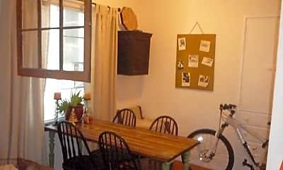 Dining Room, 215 Bryant St, 1