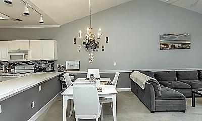 Dining Room, 4864 Carnation Cir, 1