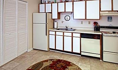 Kitchen, Tyler Park, 1