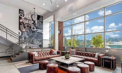 Clubhouse, The Merc Bothell, 1