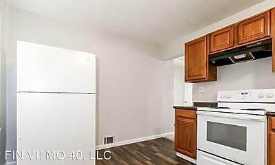 Kitchen, 4264 E 60th Terrace, 2