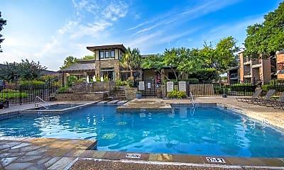 Pool, Grayson Ridge, 1
