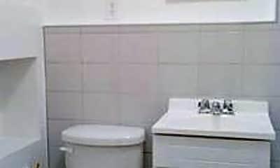 Bathroom, 411 W 54th St, 2