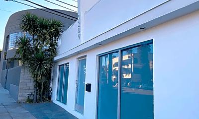 Building, 3209 La Cienega Ave, 1