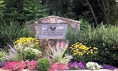 Community Signage, Appleton Oaks, 2