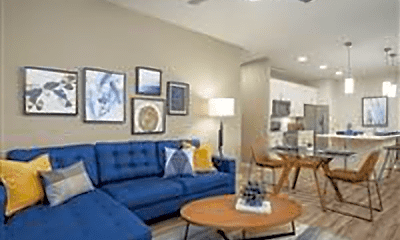 Living Room, 100 Willard St, 1